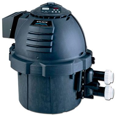 Sta-Rite Propane Gas Pool and Spa Heater: photo