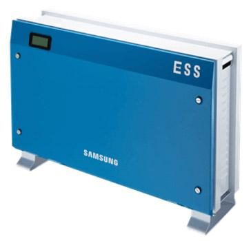 Samsung SDI Solar Power Storage