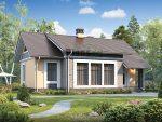 Готовые проекты домов каркасных – Готовые проекты каркасных домов и коттеджей