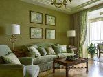 Сочетание цветов оливковый в интерьере – 70+ стильных фото и идей оформления