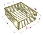 Материал для каркасного дома – Какие материалы нужны для постройки каркасного дома и сколько
