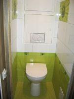 Плитка для отделки туалета – Отделка туалета плиткой + фото дизайна