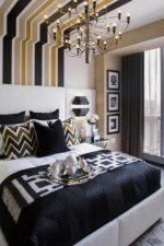 Ремонт обои в спальне фото – виды обоев и идеи комбинирования