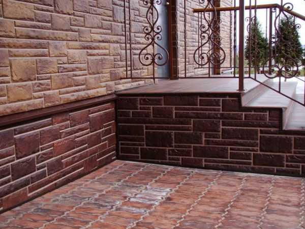 Чем обшить фундамент дома снаружи: дешево и красиво, фото