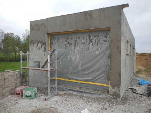 Штукатурка стен гаража своими руками цементным раствором цементный раствор технические характеристики гост