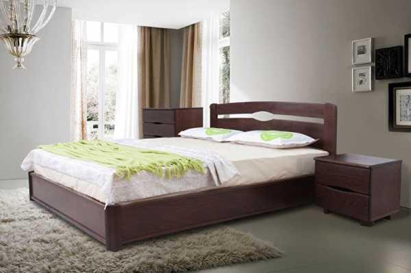 Размеры кровати полуторки 25 фото