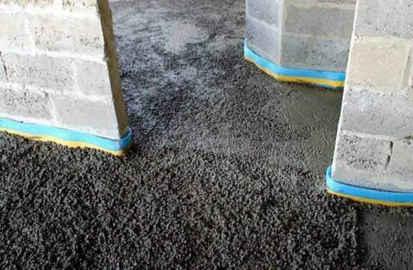 Стяжка из керамзитобетона минусы бетон в лисках заказать